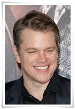 picturelux celebrity stock Matt Damon tgw
