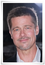 picturelux celebrity stock photos Brad Pitt A
