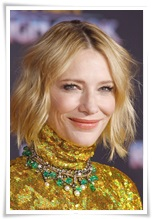 picturelux celebrity stock photos Cate Blanchett tr