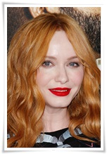 picturelux celebrity stock photos Christina Hendricks ff