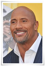 picturelux celebrity stock photos Dwayne Johnson ci