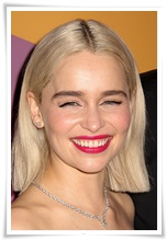 picturelux celebrity stock photos Emilia Clark gghbo