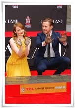 picturelux celebrity stock photos Emma Stone Ryan Gosling