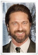 picturelux celebrity stock photos Gerard Butler g