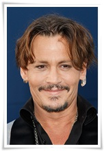 picturelux celebrity stock photos Johnny Depp pcd