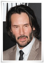 picturelux celebrity stock photos Keanu Reeves jw2