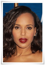 picturelux celebrity stock photos Kerry Washington wg