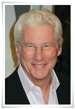 picturelux celebrity stock photos Richard Gere n