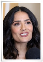 picturelux celebrity stock photos Salma Hayek hb