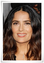 picturelux celebrity stock photos Salma Hayek sp