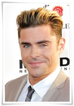 picturelux celebrity stock photos Zac Efron md
